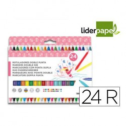 ROTULADOR LIDERPAPEL DUO