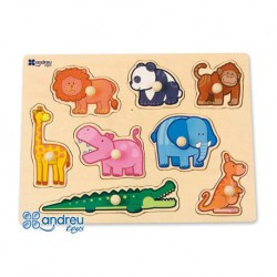 PUZZLE ANDREUTOYS MADERA