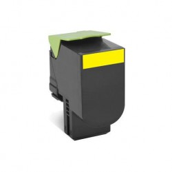 Lexmark 802HY - 802HY Yellow High Yield Return Program T