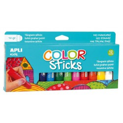 B.COLOR STICK COLORES SURTIDOS 10G 12U