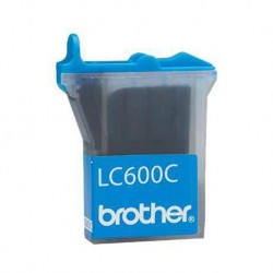 Brother LC600C - Ink Cart/cyan 450pg f MFC 590